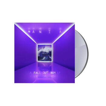 Fall out boy Mania Cd