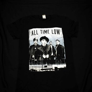 ALL TIME LOW Group Tshirt