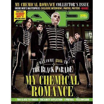 ALTERNATIVE PRESS 339.2 My Chemical Romance Magazine