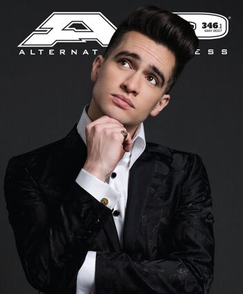 ALTERNATIVE PRESS 346.1 - Panic At The Disco Larger Fan Edition Magazine