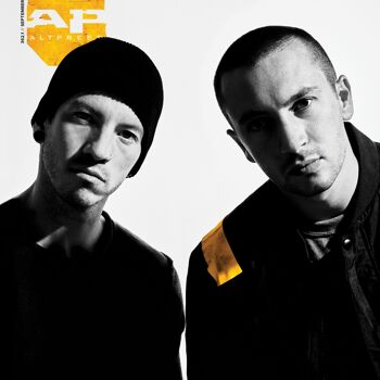 ALTERNATIVE PRESS 362.1 Twenty One Pilots Magazine