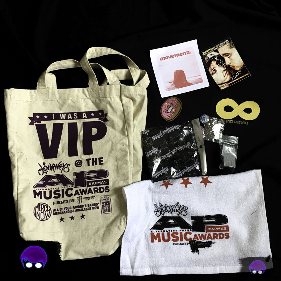 ALTERNATIVE PRESS Accessory Pack 1 Other
