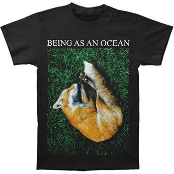BEING AS AN OCEAN Fox Tshirt