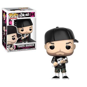 BLINK 182 Travis Barker Funko Toys