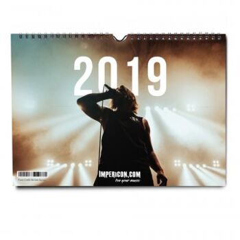IMPERICON 2019 Calendar Other