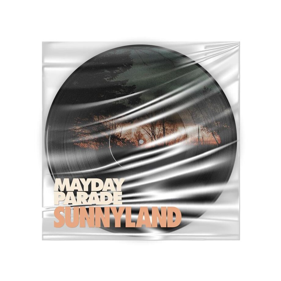MAYDAY PARADE Sunnyland Picture Disc Vinyl