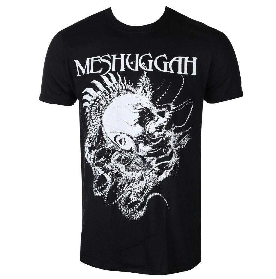 MESHUGGAH Spine Head Tshirt