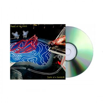 PANIC AT THE DISCO Death Of A Bachelor CD