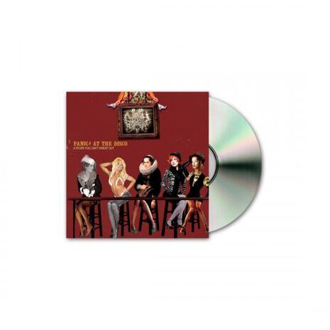 PANIC AT THE DISCO Fever CD