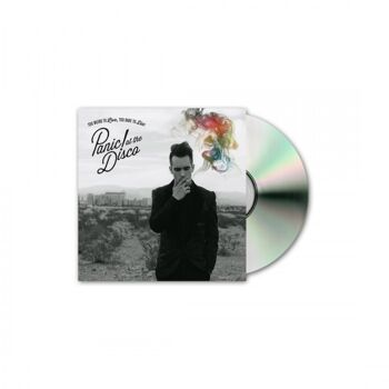 PANIC AT THE DISCO Too Weird To Live (Case Dent) CD
