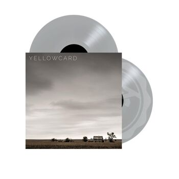 YELLOWCARD Self Titled Vinyl