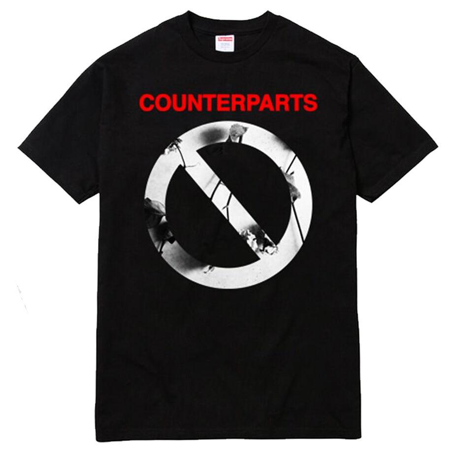 Counterparts Not You Tshirt Black