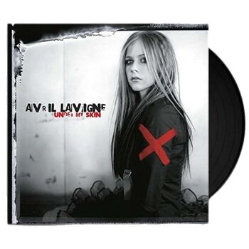 avril lavigne under my skin vinyl in the philippines