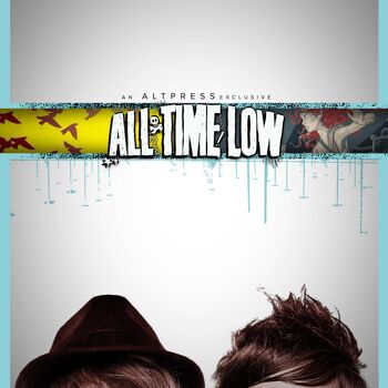 ALTERNATIVE PRESS All Time Low Collector's Edition 1 Magazine Philippines