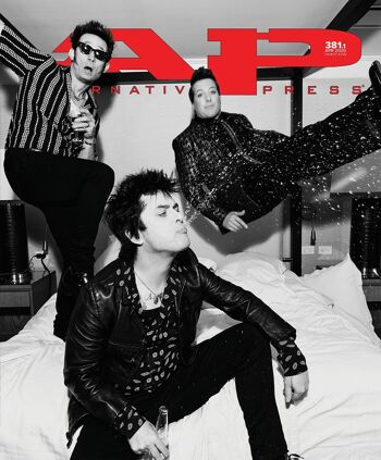 ALTERNATIVE PRESS Green Day Collector's Edition 1 Philippines