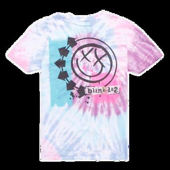 Blink 182 SMiley tie dye philippines
