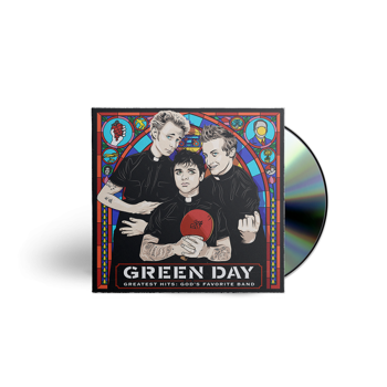 green day gods favorite CD philippines