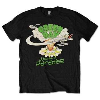 greenday welcome to paradise philippines