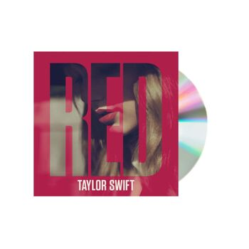 Taylor Swift Red Deluxe CD
