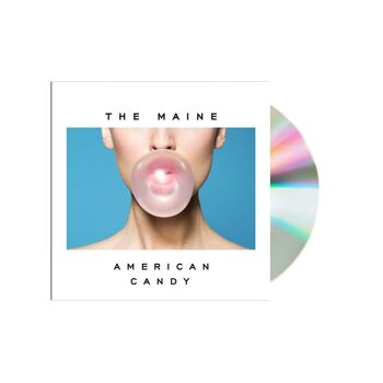 The Maine American Candy CD