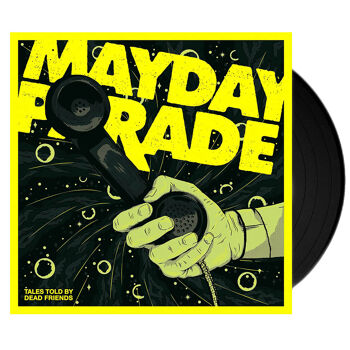 MAYDAY PARADE Tales Told By Dead Friends Reissue (Booklet) Vinyl