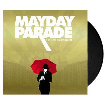 Mayday Parade A lesson In Romantics Anniversary Reissue Vinyl