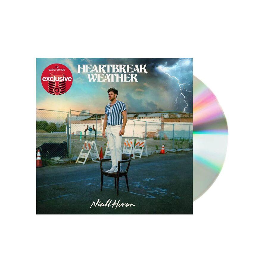 NIALL HORAN Heartbreak Weather Target CD