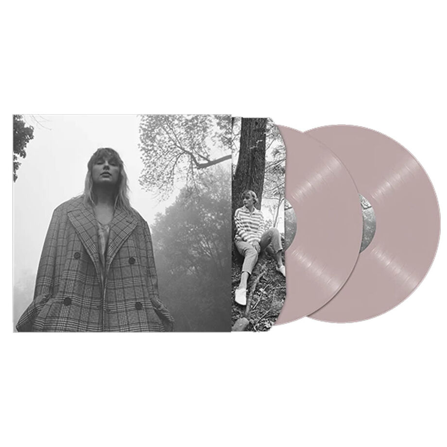 Taylor Swift Folklore Clandestine Meetings Vinyl