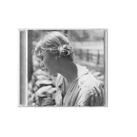 Taylor Swift Folklore Stolen Lullabies Front CD