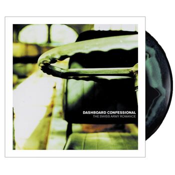 Dashboard Confessional Swiss Army Vinyl