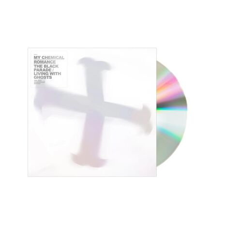 My Chemical Romance Black Parade Living With The Ghost CD