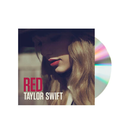 Taylor Swift Red Standard CD
