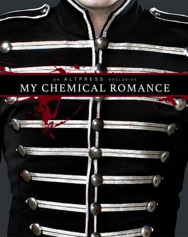 ALTERNATIVE PRESS My Chemical Romance Collectors Edition Magazine