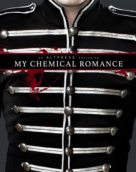 ALTERNATIVE PRESS My Chemical Romance Collectors Edition Magazine