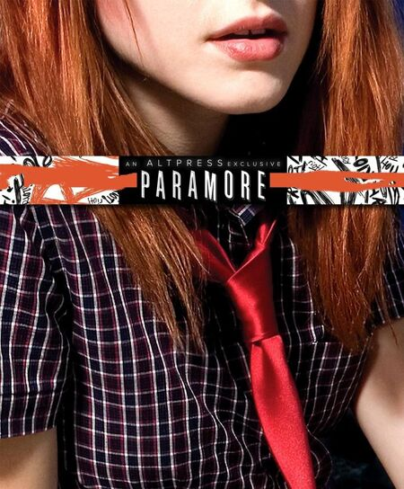 ALTERNATIVE PRESS Paramore AP Collector's Edition Magazine