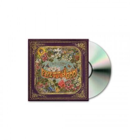 PANIC AT THE DISCO Pretty Odd CD