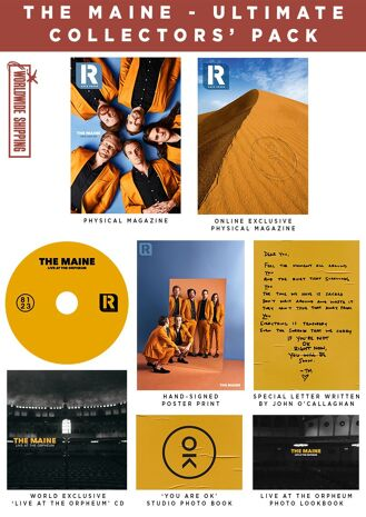 ROCKSOUND 251.3 - The Maine Ultimate Collector Magazine