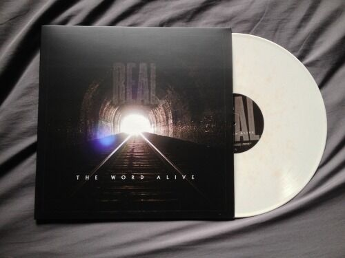 THE WORD ALIVE Real (SALE) Vinyl