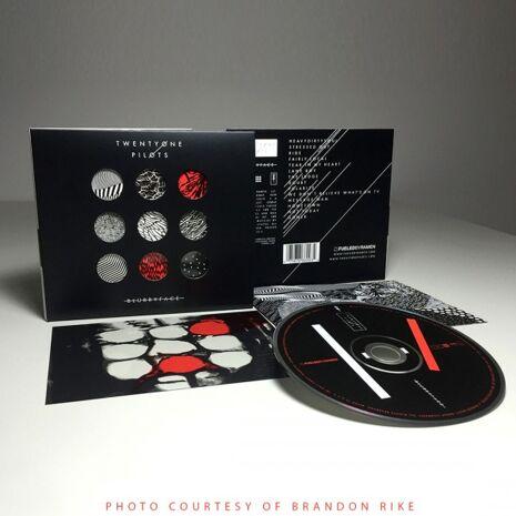 TWENTYONE PILOTS Blurryface (Special Edition) CD