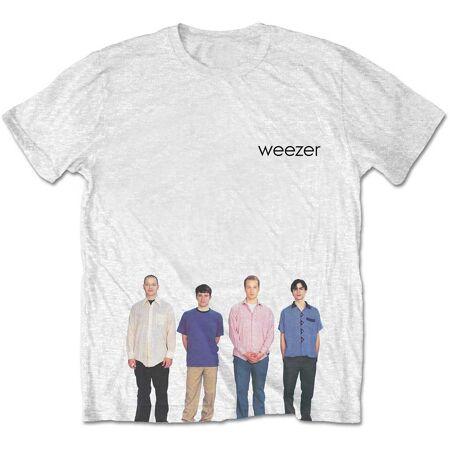 Weezer Blue Tshirt