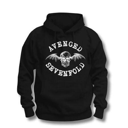 Avenged Sevenfold Logo Hoodie Philippines