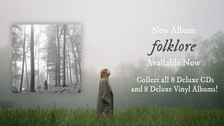 Taylor Swift 'Folklore' PREORDER In The Philippines 🌳