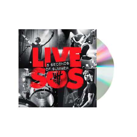 5 Seconds of summer live sos cd